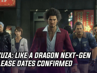 Yakuza: Like a Dragon next-gen release dates confirmed
