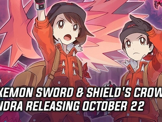 Pokemon Sword & Shield's Crown Tundra releasing October 22