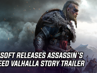 Ubisoft releases story trailer for Assassin's Creed Valhalla