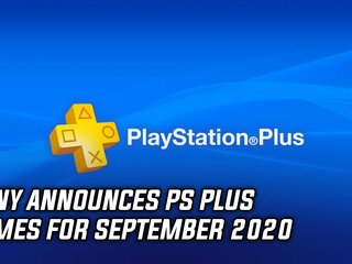 Sony announces PS Plus games for September 2020