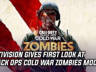 Activision shows off Zombies mode for Black Ops Cold War