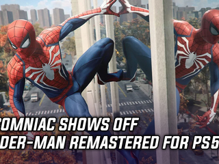 Insomniac shows off Spider-Man Remastered for PS5