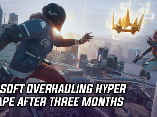 Ubisoft overhauling Hyper Scape after three months