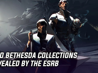 Two Bethesda collections were revealed by the ESRB