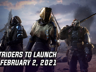 Outriders has been delayed to February 2, 2021