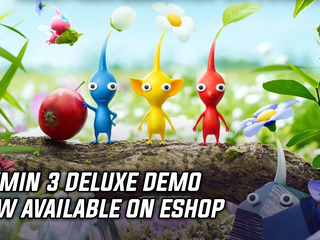 Pikmin 3 Deluxe demo now available on eShop