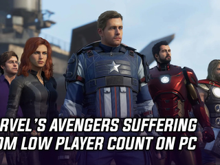 Marvel's Avengers suffering from low player count
