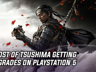 Ghost of Tsushima getting PS5 upgrades