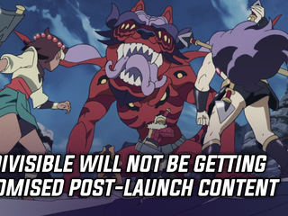 Indivisible will not be getting promised content