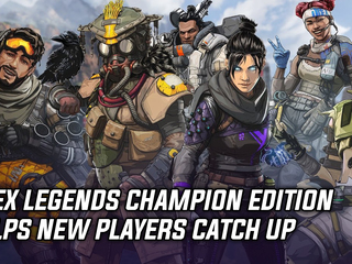 Apex Legends Champion Edition coming in November