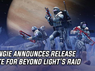 Bungie announces release date for Beyond Light's Raid