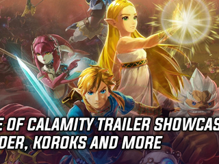 Nintendo showcases more gameplay from Hyrule Warriors: Age of Calamity