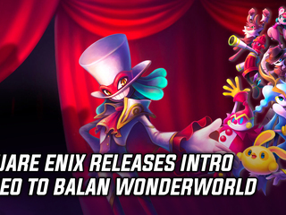 Square Enix releases intro video to Balan Wonderworld