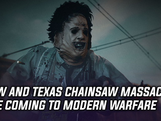 Saw and Texas Chainsaw Massacre are coming to Modern Warfare