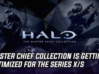 Master Chief Collection getting optimized for Series X