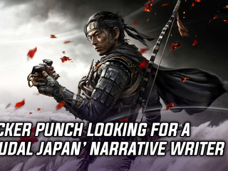 Sucker Punch seeking Narrative Writer in job listing