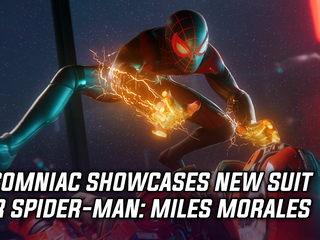 Insomniac shows off Crimson Cowl suit for Miles Morales