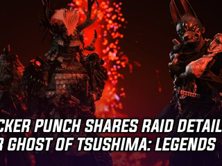 Sucker Punch details Raid for Ghost of Tsushima