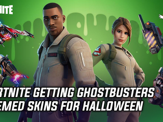 Ghostbusters items are now available in Fortnite
