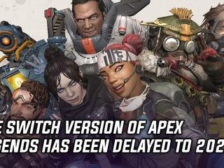 Apex Legends for the Switch delayed to 2021