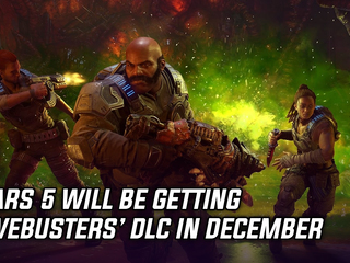 Gears 5 getting brand new DLC in December