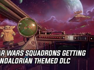 Star Wars Squadrons getting Mandalorian DLC