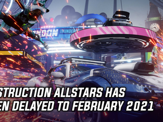Destruction AllStars has been delayed to February 2021