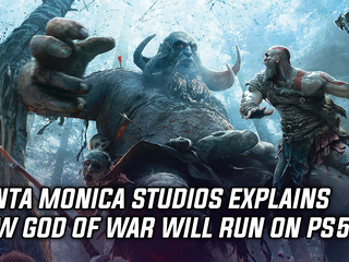 Sony Santa Monica details how God of War will play on PS5