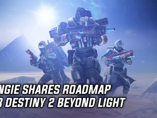 Bungie details roadmap for Destiny 2: Beyond Light