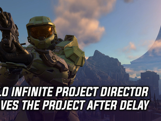 Halo Infinite's project director, Chris Lee, left the project