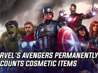 Avengers permanently discounts various cosmetic items