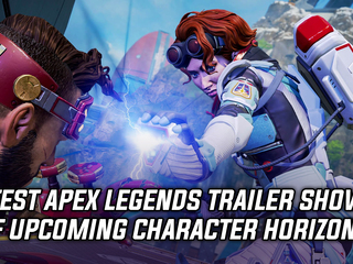 Apex Legends spotlights upcoming character Horizon