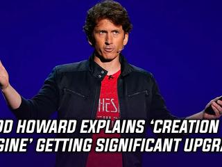Todd Howard elaborates on upgrading the Creation Engine
