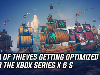 Sea of Thieves getting optimized for the Xbox Series X & S