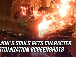 Demon's Souls gets character creation screenshots