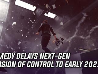 Remedy delays next-gen version of Control to 2021