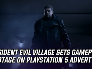 PS5 advert shows off Resident Evil Village gameplay