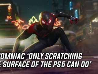 Insomniac says they haven't scratched the surface of the PS5's potential