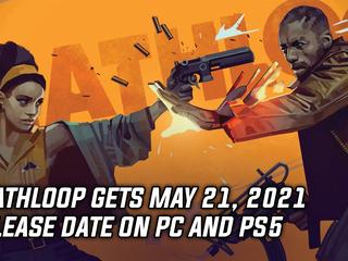 Deathloop gets May 21, 2021 release date