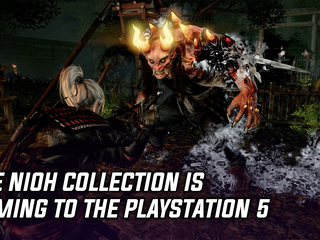 The Nioh Collection is coming to the PlayStation 5