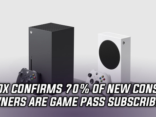 Xbox claims 70% of new console purchases have Game Pass