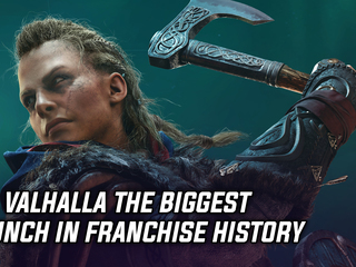 Assassin's Creed Valhalla the biggest launch in franchise history