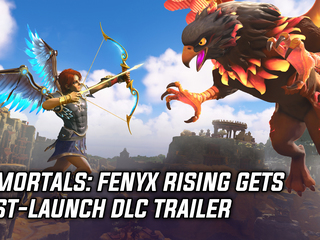 Immortals: Fenyx Rising gets post-launch DLC trailer