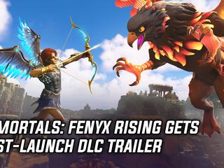 Immortals: Fenyx Rising gets post-launch DLC trailer