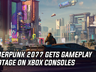 Cyberpunk 2077 gets gameplay video on Xbox consoles