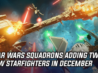 Star Wars Squadrons is getting two new starfighters