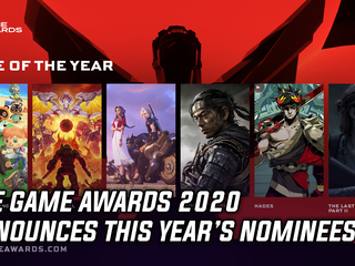Geoff Keighley announces the Game Awards 2020 nominees