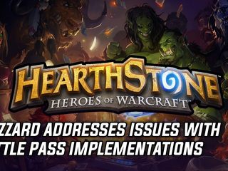 Blizzard apologizes for Hearthstone battle pass confusion