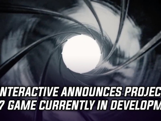 IO Interactive announced Project 007 in development