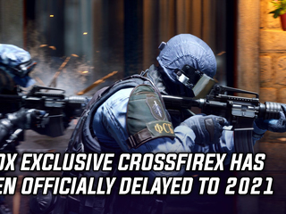 Xbox exclusive 'CrossfireX' delayed to 2021